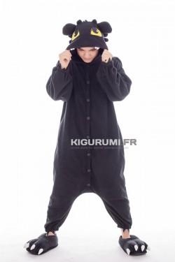 Kigurumi Toothless