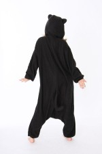 Black Cat Halloween Onesie