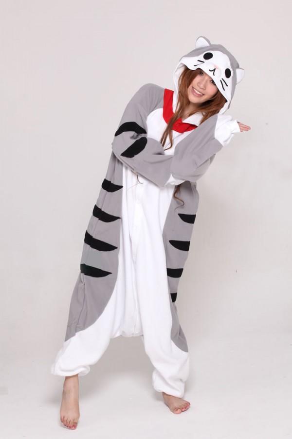 dc1a1b5c7 Sweet Chi Cat Kigurumi Onesie - Animal Onesies Pajamas for Adult & Kids