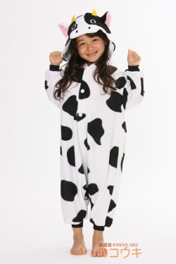 Cow Kids Animal Onesie