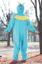 Blue Dragon Kigurumi 2016 Animal Pajamas