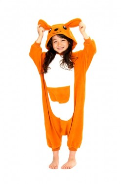 Kangaroo Kids Animal Onesie
