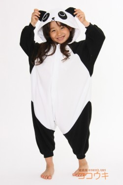 Panda Kids Animal Onesie