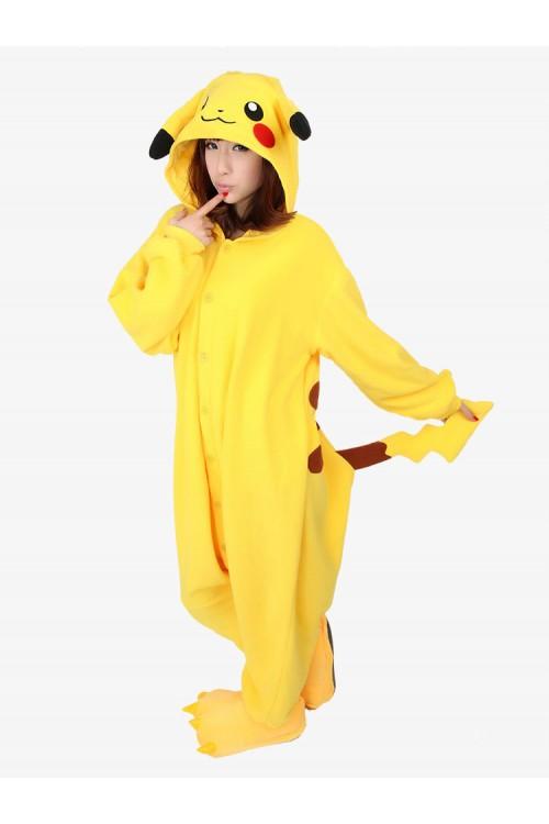 Pokemon Pikachu Kigurumi Onesie