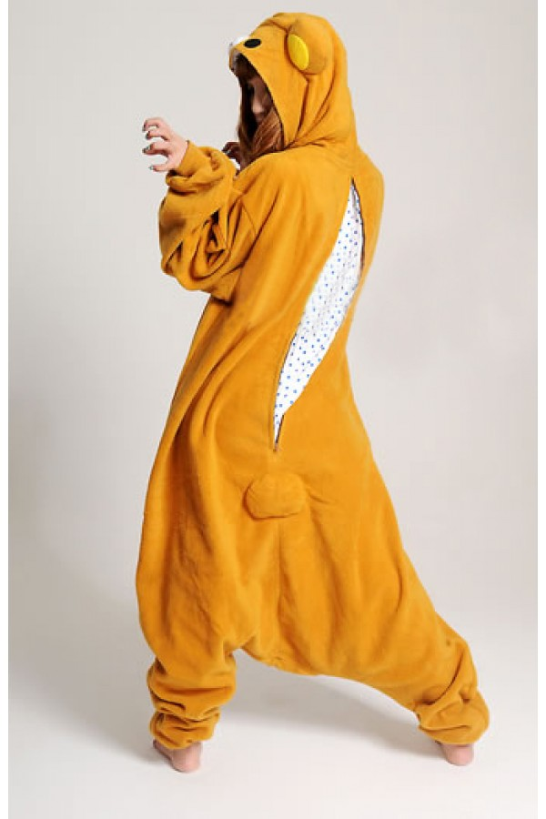 443f39e22cd5 Rilakkuma Kigurumi Onesie - Animal Onesies Pajamas for Adult   Kids