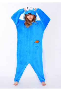 Sesame Street Cookie Monster Onesie