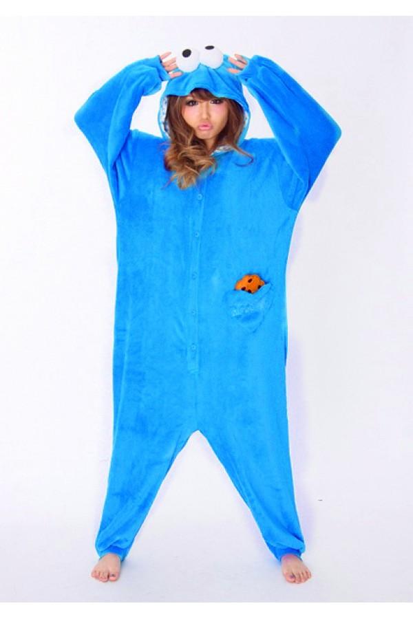 Sesame Street Cookie Monster Onesie Animal Onesies
