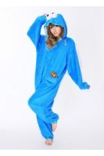 Sesame Street Cookie Monster Onesie