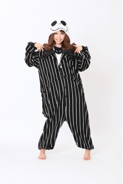 Jack Skellington Disney Onesie