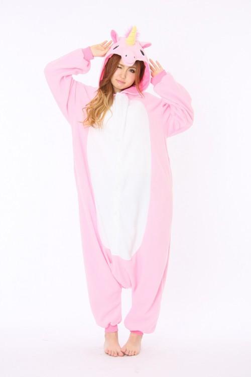 Pink Unicorn Animal Onesie